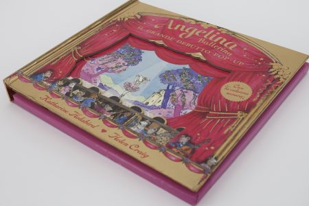 Angelina Ballerina Pop-up and Play Musical Theatre co-edition
