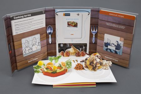 Pop-up-cookery-book