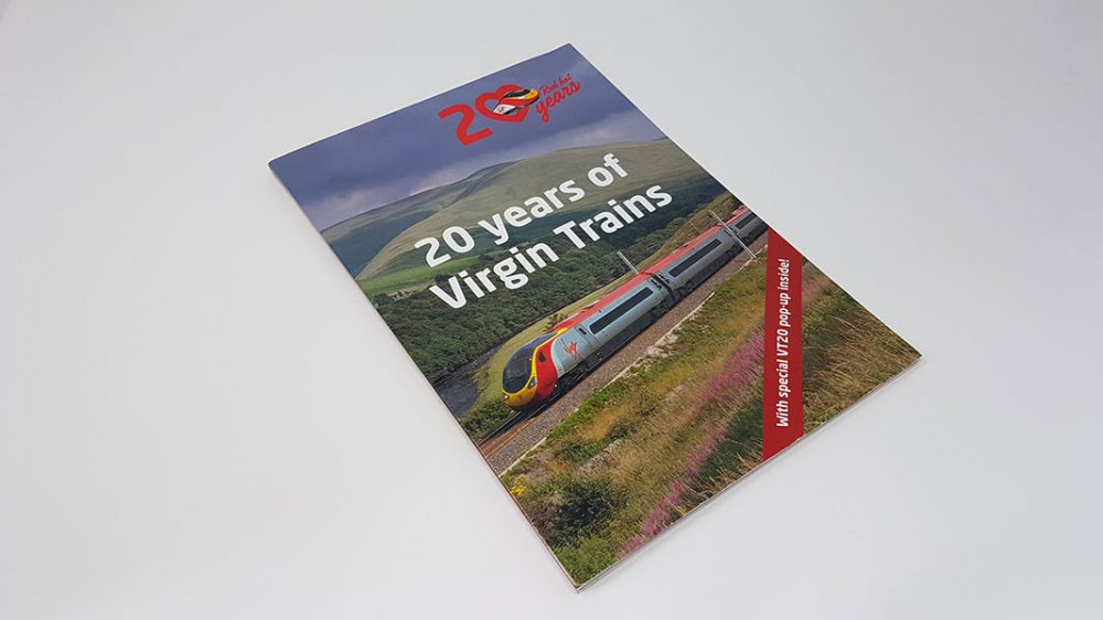 Virgin booklet front cover